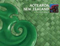 Aotearoa New Zealand Visitors Book
