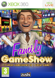 Family Gameshow for Xbox 360 image