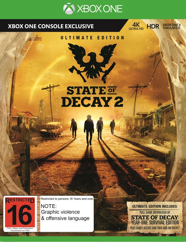 State of Decay 2 Ultimate Edition | Xbox One | On Sale Now