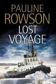 Lost Voyage by Pauline Rowson image