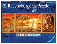 Ravensburger : African Majesty Puzzle (1000 Pcs)