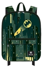 Loungefly: Batman - Gotham with Bat Signal Backpack