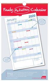 Sasco: 2020 Family Planning Calendar