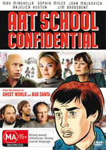 Art School Confidential on DVD