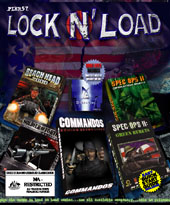 Lock n Load Pack for PC Games