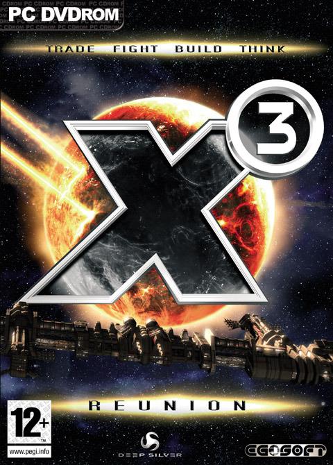 X3: Reunion for PC Games