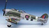 Academy Typhoon MK.IB 1/72 Model Kit image