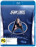 Star Trek: The Next Generation - The Complete Fifth Season on Blu-ray