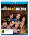 The Big Bang Theory - The Complete Eighth Season on Blu-ray