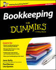 Bookkeeping For Dummies by Jane E. Kelly