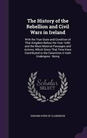 The History of the Rebellion and Civil Wars in Ireland image