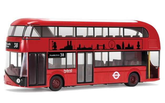 Corgi: Best of British: New Bus (London) - Diecast Model