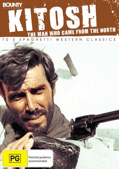 Kitosh, The Man Who Came From the North on DVD