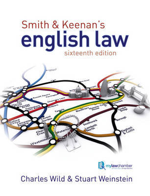 Smith and Keenan's English Law: Text and Cases by Charles Wild image