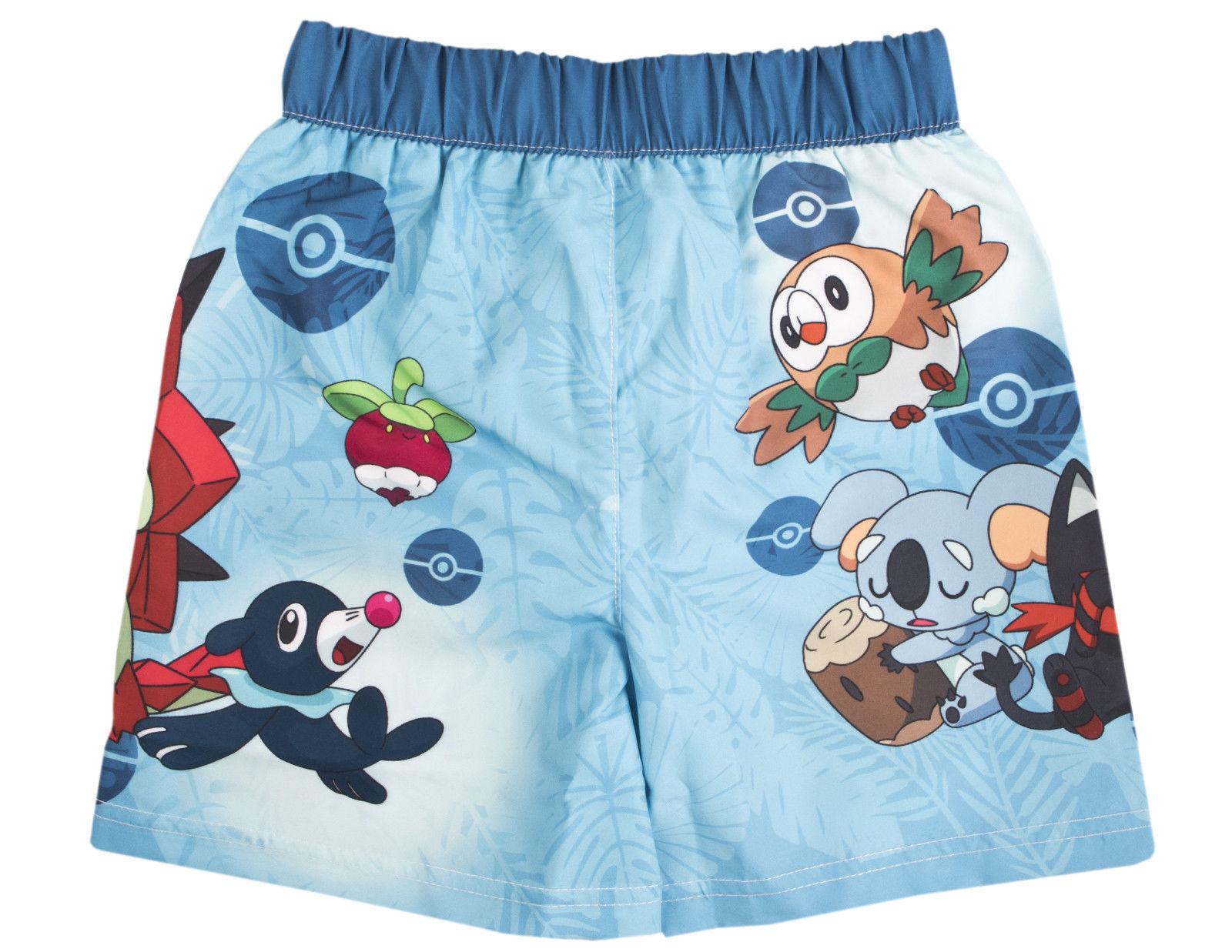 Pokemon: Characters - Swim Shorts (3-4 Years) image