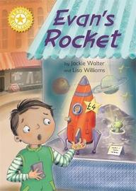 Reading Champion: Evan's Rocket by Jackie Walter