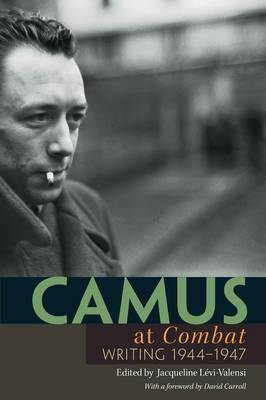Camus at Combat by Albert Camus