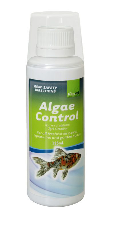 Vitapet: Algae Control 125ml