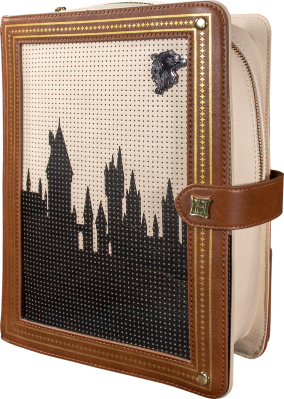 Loungefly: Harry Potter - Book Pin Collector Backpack