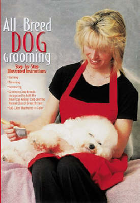All 160 Breed Dog Grooming by T F H Publications image