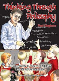 Thinking Through Philosophy: Bk.1 by Paul Cleghorn