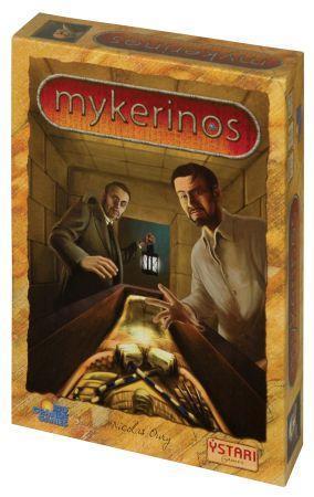 Mykerinos image