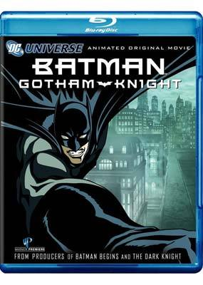 Batman - Gotham Knight on Blu-ray