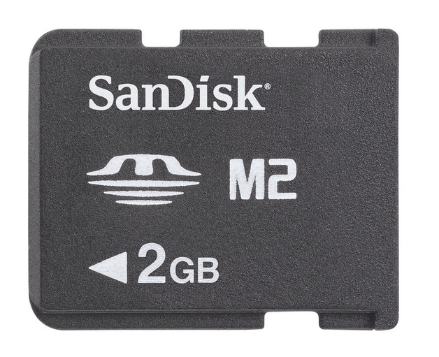 Sandisk Memorystick Micro M2 4GB