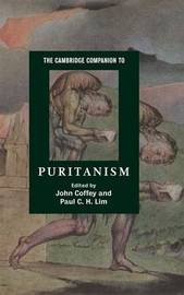 The Cambridge Companion to Puritanism image