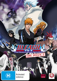 Bleach The Movie 2: The Diamond Dust Rebellion DVD