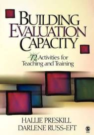 Building Evaluation Capacity by Hallie S. Preskill image