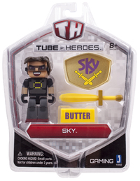 Tube Heroes: Sky Core Figure