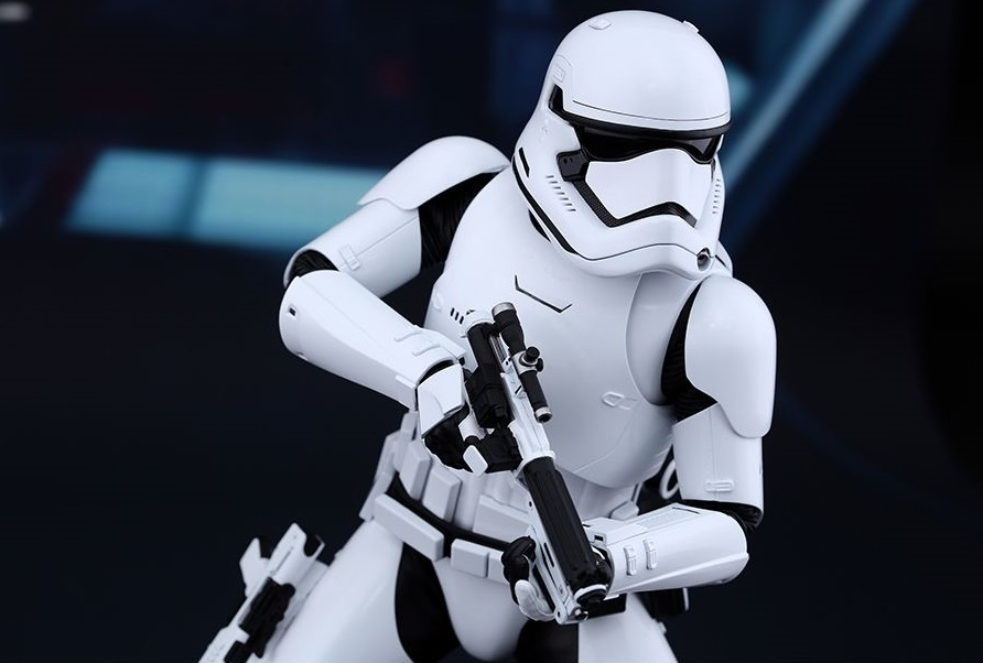 "Star Wars: First Order Stormtrooper - 12"" Articulated Figure image"
