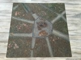 UrbanMatz Dirty Roads Gaming Mat (4x4)