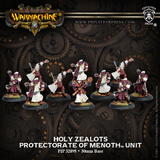 Warmachine: Protectorate of Menoth - Holy Zealots Unit