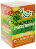 Green Tea X50 Peach (30 Sachets)