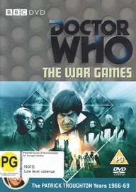 Doctor Who: War Games on DVD
