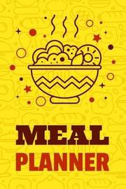 Meal Planner by Maggie L Brook