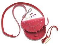 4M KidzMaker: My Designer - Faux Leather Bag image