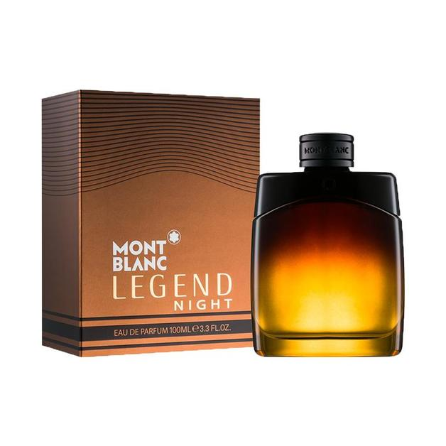 Mont Blanc - Legend Night Fragrance (EDP 100ml)