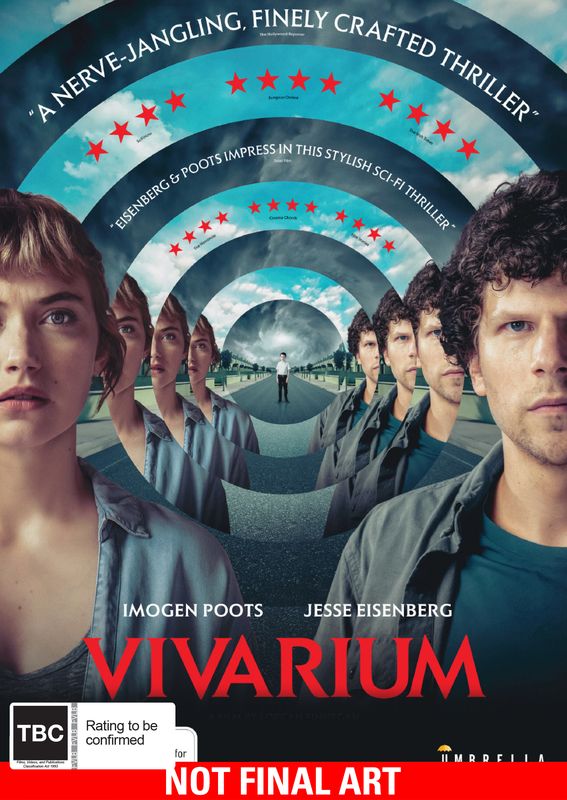 Vivarium on DVD