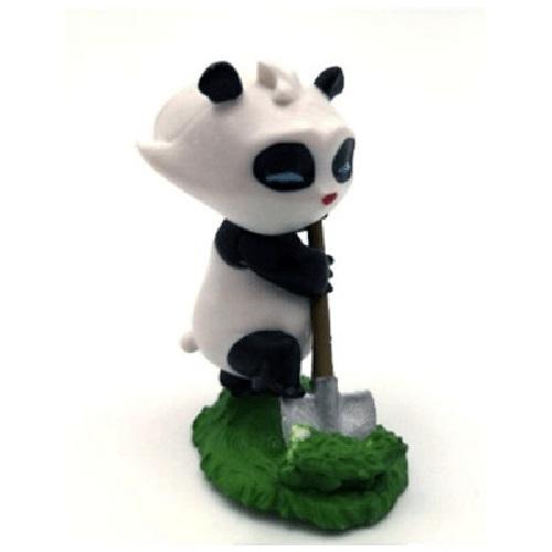 Takenoko: Giant - Baby Panda Figure #7 (Rainbow)