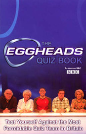 "The ""Eggheads"" Quizbook image"