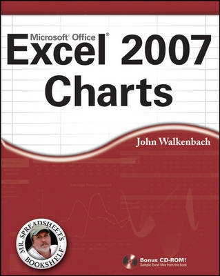 Excel 2007 Charts by John Walkenbach image