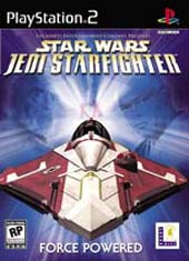 Star Wars: Jedi Starfighter for PS2