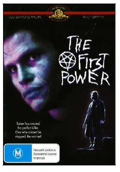 The First Power on DVD