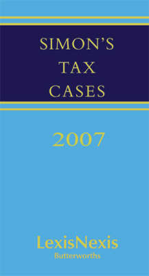 Simon's Tax Cases