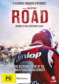 Road on DVD