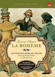 La Boheme (Book And CDs) by Giacomo Puccini