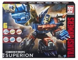 Transformers: Generations - Superion Collection Pack